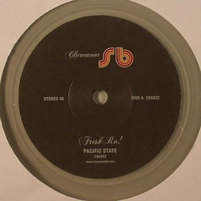 Pacific State / Under Open Skies (clear vinyl)