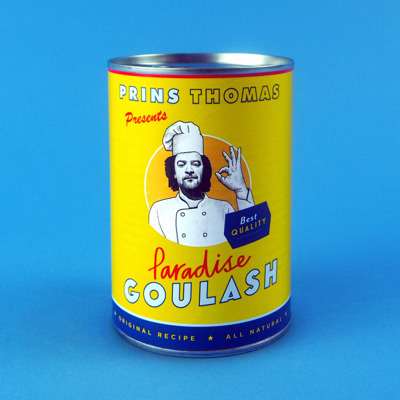 Paradise Goulash (mixed 3CD)