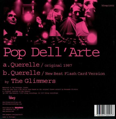 Querelle (incl. The Glimmers RMX)