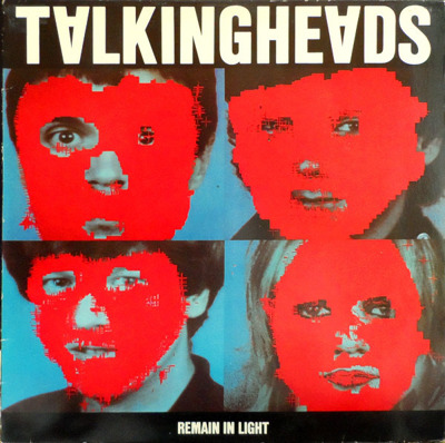Remain In Light  (Record Store Day 2018 Black Friday) red vinyl