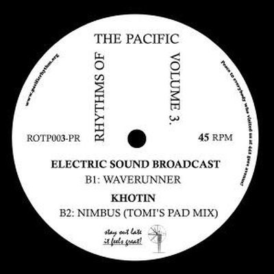 Rhythms Of The Pacific Volume 3.