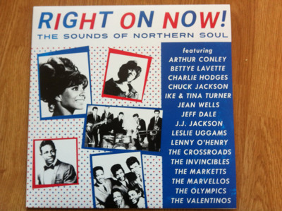Right On Now! The Sounds Of Northern Soul (Record Store Day 2018)