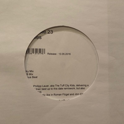 Rocker / Gate 23 (Tuff City Kids Remixes) promo