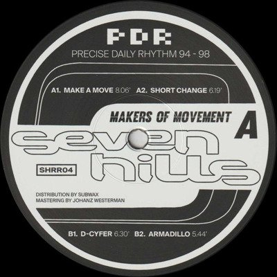 Seven Hills Presents: Precise Daily Rhythm 94 - 98
