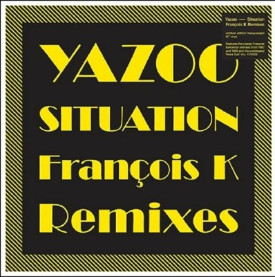 Situation: The Francois K Remixes (Record Store Day 2018)