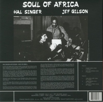 Soul Of Africa (gatefold)
