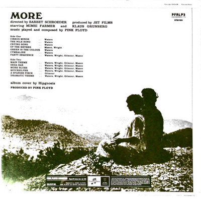 "Soundtrack From The Film ""More"" (180g)"