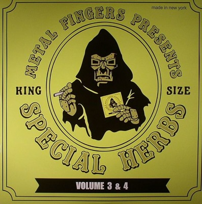 "Special Herbs Volume 3 & 4 (2LP + limited 7"")"