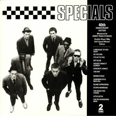Specials: 40th Anniversary Edition (180g)