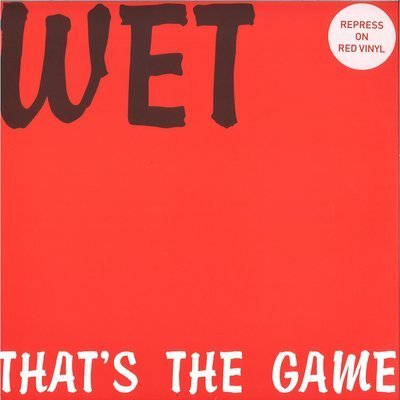 That's The Game (red vinyl)
