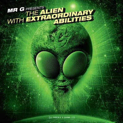 The Alien With Extraordinary Abilities (180g)