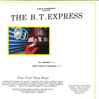 The B.T. Express