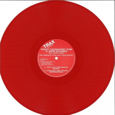 The Complete: Love Can't Turn Around (Red Vinyl Repress)