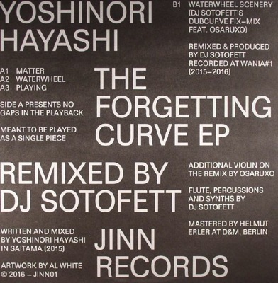 The Forgetting Curve EP