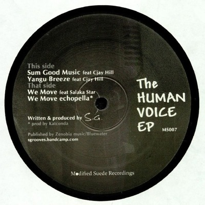 The Human Voice EP
