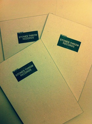 The Labels #1 Stones Throw Records (mixed by Falcon1) Box Set
