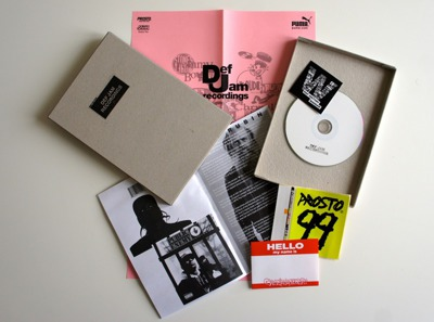 The Labels #3 Def Jam Recordings (mixed by DJ Kebs) Box Set