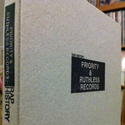 The Labels #5 Priority & Ruthless Records (mixed by DJ Eprom) Box Set