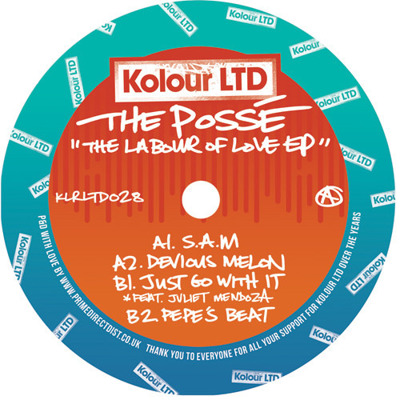 The Labour Of Love EP