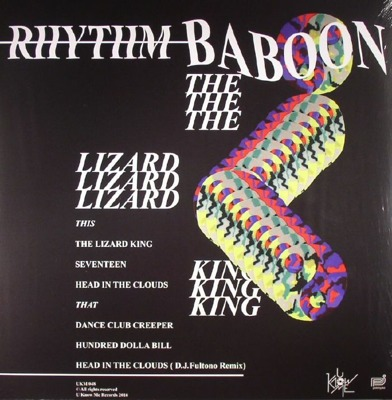 The Lizard King EP