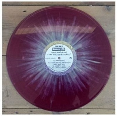 The Pontchartrain Edits (purple marbled vinyl) Record Store Day 2016 release