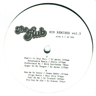 The Rub Remixes Vol. 5