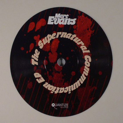 The Supernatural Communication EP (coloured vinyl)