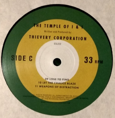 The Temple Of I & I