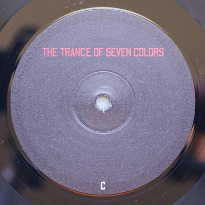 The Trance Of Seven Colors (gatefold) 180g