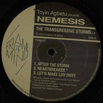 The Transgressive Storms EP