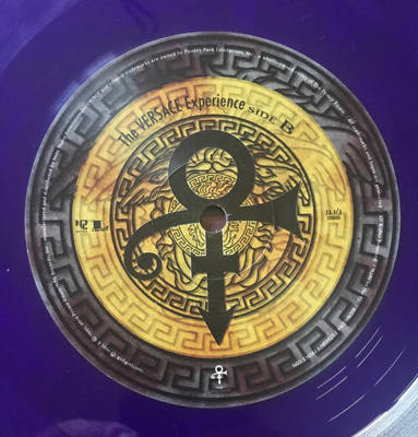 The Versace Experience - Prelude 2 Gold (180g)