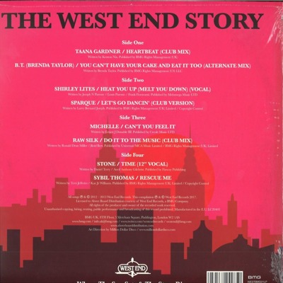 The West End Story (Record Store Day 2017)