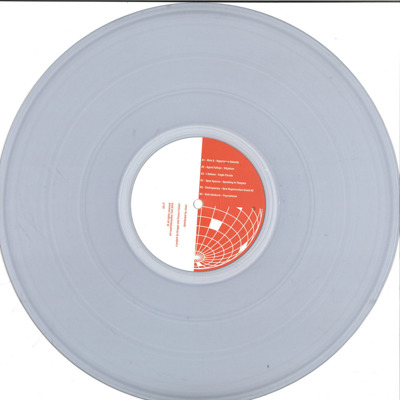 The World Of Interactive Test (clear vinyl)