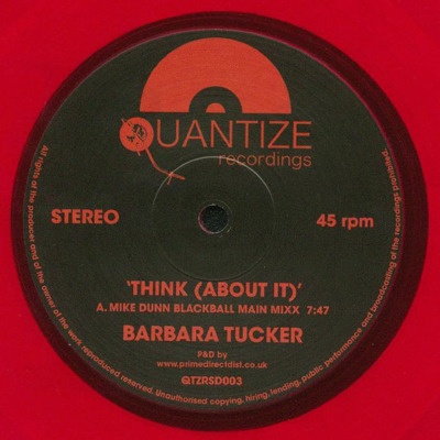 Think (About It) (Record Store Day 2018) red vinyl