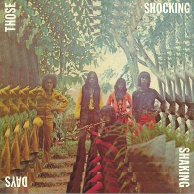 Those Shocking, Shaking Days: Indonesian Hard, Psychedelic, Progressive Rock And Funk 1970-1978