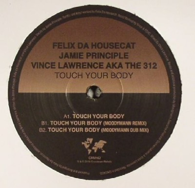 Touch Your Body (Moodymann Remixes)