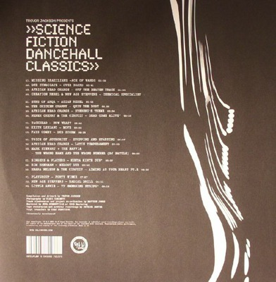 Trevor Jackson Presents: Science Fiction Dancehall Classics