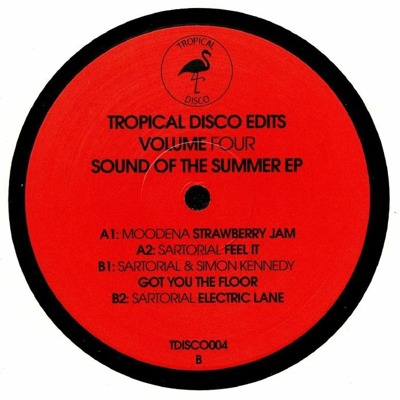 Tropical Disco Edits Vol. 4: Sound Of The Summer EP