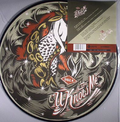 U Know Warsoul (picture disc)