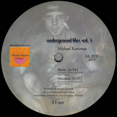 Underground Files Vol. 1