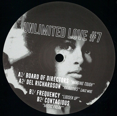 Unlimited Love #7