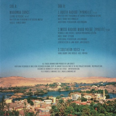 Wolf Müller Meets The Nile Project EP