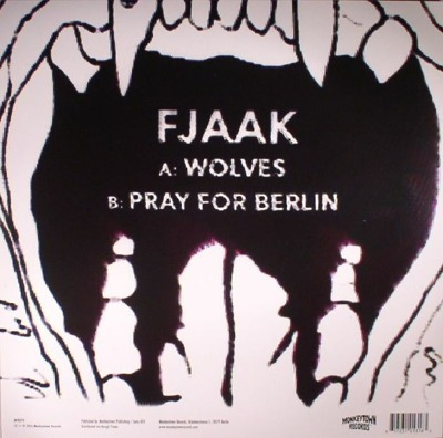 Wolves / Pray For Berlin