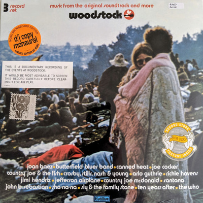 Woodstock (Record Store Day 2019)
